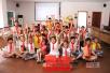 浙商大杭商院学子来到桐庐 在孩子心中种下红色文化种子