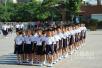 年出资1300万!章丘将为7万中小学生免费配发校服