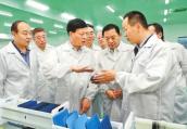 谢伏瞻许昌调研:加快产业升级确保经济平稳健康发展