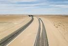 穿越沙漠戈壁