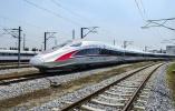 复兴号时速350公里高铁票明起开售 全程4.5小时