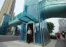 便利!济南首批过街天桥直梯启用 可直通BRT站台