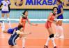 中国女排横扫哈萨克斯坦 取得世锦赛预选赛两连胜