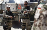 北约驻阿富汗部队军车遭遇炸弹袭击3人受伤
