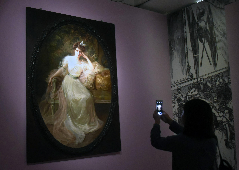 杭州图书馆·欧洲艺术馆开馆