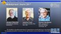 """""""抓拍""""生命分子的高清照片——解读2017诺贝尔化学奖成果"""