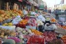 """锦州节后水果市场""""不冷清"""" 时有新果亮相"""