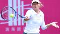 莎拉波娃解禁复出后首次杀进WTA巡回赛四强