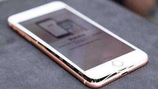 iPhone8十连裂