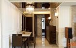 重视机能的美式三居 旧家具也能与之完美融合