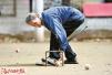 洛阳85岁老爷子参赛洛阳市第十三届运动会