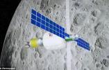 2022年两家私企将在月球轨道建可膨胀太空站