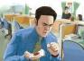 男子咳嗽半月咳出血以为得癌 医生:受鸟粪感染