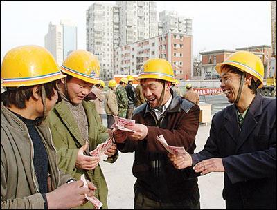 拒不支付农民工工资 山西一劳务公司负责人被抓图片