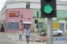 非洲用上中国红绿灯