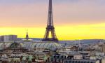 屋顶上的巴黎