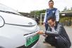 12城市启用新能源汽车专用号牌 快看有你家乡吗?