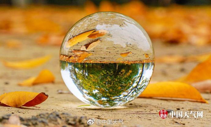 水晶球里看别样美景!
