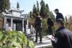 """江西一男子在杭州盗窃81座公墓,被抓时说""""报应来了"""""""