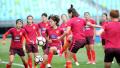 中国女足第二场热身赛1-5不敌澳大利亚