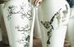 登封窑:中国传统水墨画搬上瓷身