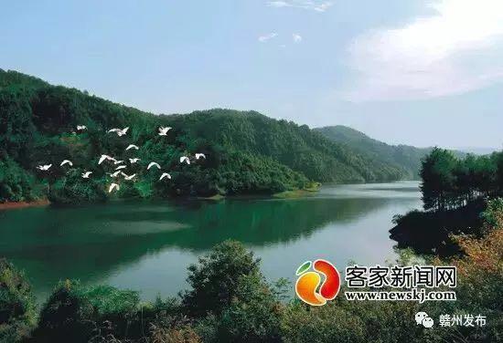 石城赣江源国家湿地公园图片