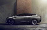 拜腾首款概念车发布 计划2019年底投产