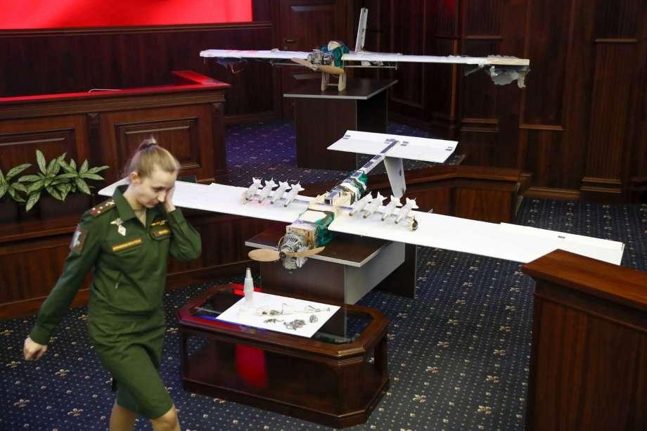 飞艇手机开奖直播:普京称锁定无人机袭击黑手 俄军暗示乌或参与其中