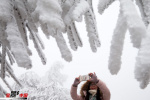 当南方遇到雪 9省市雪景精选