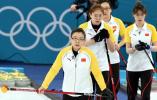 中国女子冰壶队负于瑞典无缘四强