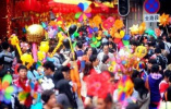 春节假期沈阳旅游总收入20.9亿元 同比增长16.3%