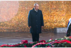 俄民调:近七成受访者支持普京当选新一届总统