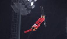 自由式滑雪中国包揽二三