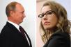俄罗斯大选最新民调:叫板普京的美女主播最不受欢迎