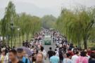 杭州進入春季旅遊旺季!公交站點調整 春遊專線開通