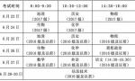 通知!山东省2018夏季高中学考,考生及家长请注意