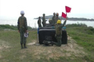 大陆军演前一天台军发射火箭弹 台媒:这是在较劲