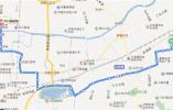济南30路公交增开2部祝甸至大明湖的区间车 方便乘客