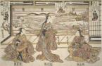 暮春的大阪,属于浮世绘