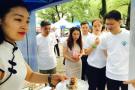 中外市民体验全域旅游 中国旅游日杭州旅游服务进社区