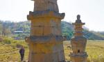 探访洛阳五顷寺石塔:庙宇和塔林已不复存在