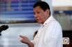 菲律宾总统杜特尔特下月访韩 将与文在寅举行会谈