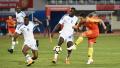 高准翼攻入两球 U23国足4:2胜纳米比亚