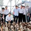 浙江省代表团赴新疆学习考察 倾情倾力援疆 携手奔向小康