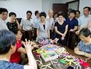 葛慧君在宁波开展专项集体民主监督时强调 发挥政协钉钉子抓落实的重要一锤作用