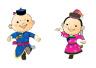 冬运会项目设置接轨冬奥会 吉祥物是一对蒙古族娃娃