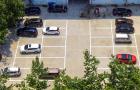 """杭州武林商圈老小区抱团""""试水""""共享停车 打开手机就能预约车位"""