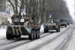 五天内打到俄边境?!乌政府军集结1.2万兵力 乌东战火或重燃