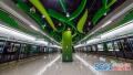 开通在即 成都地铁4号线二期14座车站提前看