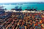 财经观察:贸易紧张局势加剧削弱世界经济增长前景